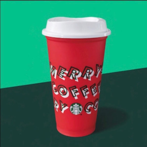 Starbucks Other - New starbucks limited edition plastic cup